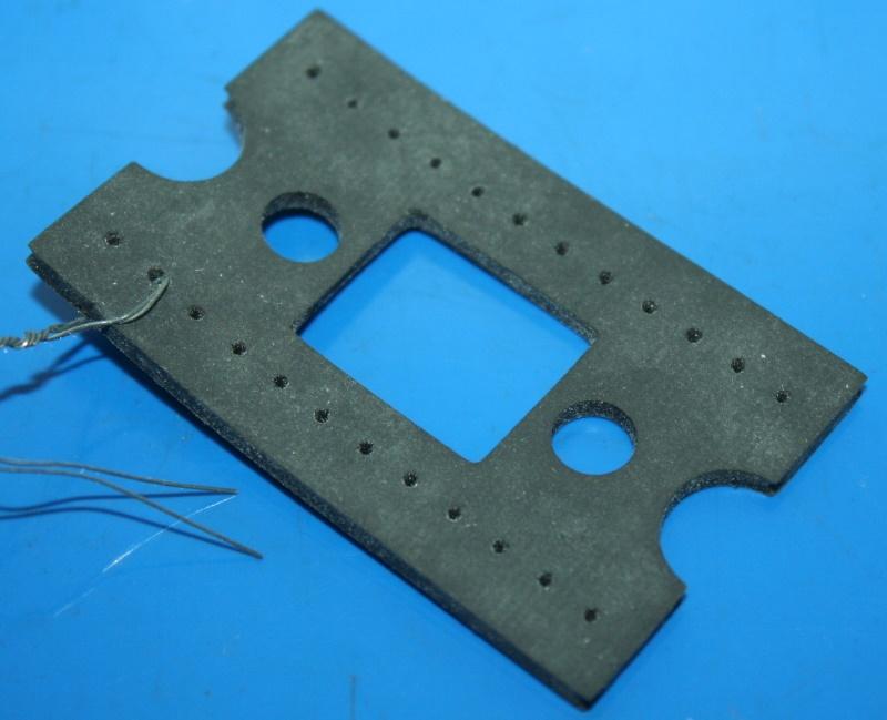 Dichtung Leiterplatte Instr.Kombi K75/100/1100