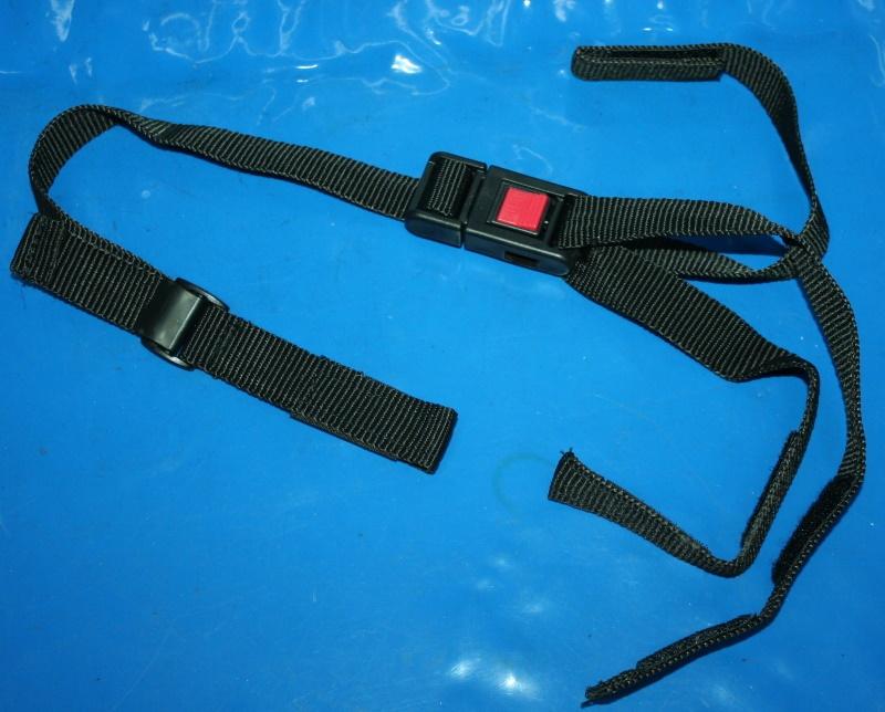 Halteband Klettverschluss ca.480mm mit Schnappverschluss