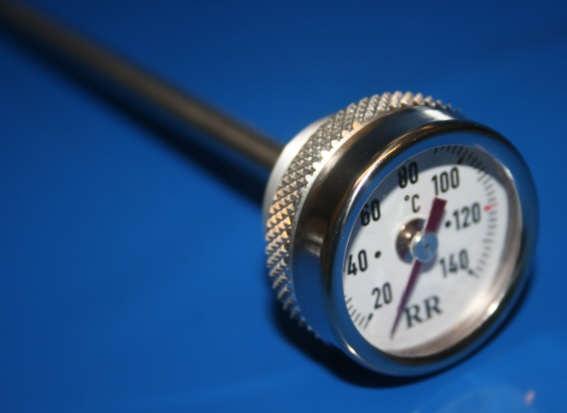 Öltemperaturanzeiger R 81- 285 mm