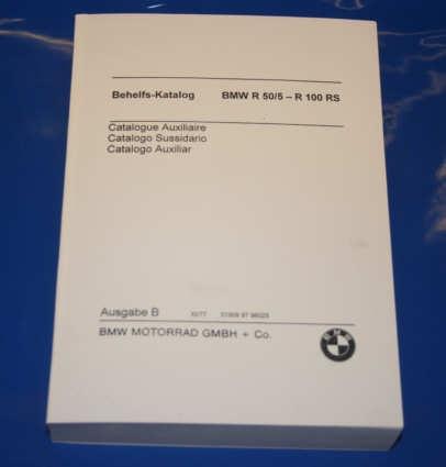 Ersatzteikatalog /5-9/1977 italiano/espanol/francais