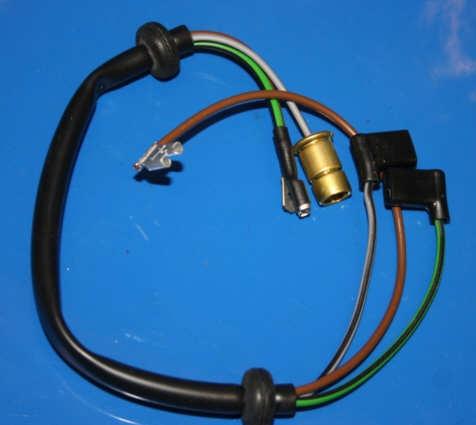 Kabelstrang Voltmeter /6-