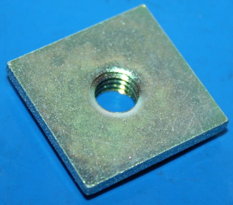 Gewindeplatte Halter Hupe K75 K100 K1