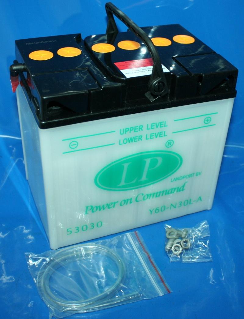 Batterie 12V 30AH C-60n30l-a verstärkt