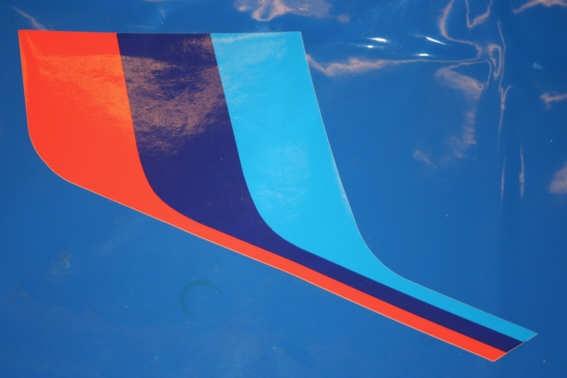Aufkleber R80gs Pd Folie Rezwparisdakar 3farbig