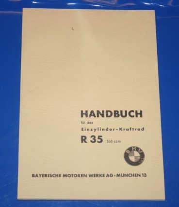 Betriebsanleitung R35 Deutsch