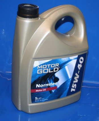 Motoröl 15W40 aus 5 Liter Kanister