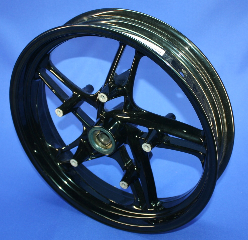 Vorderrad R1150R 3.5x17 schwarz GEBRAUCHT