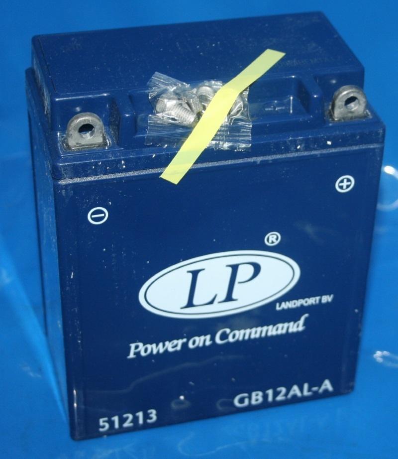 Batterie 12V 12AH GEL CB12AL-A2