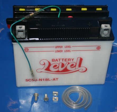 Batterie 12V 18AH SC50-n18l-at verstärkt Sensor