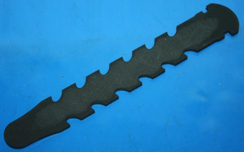 Spanngummi Werkzeugschale R1200GS 04-10 +Adv. vorne