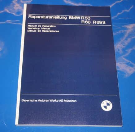 Werkstatthandbuch R50/60/69S DE/GB/FR/ES