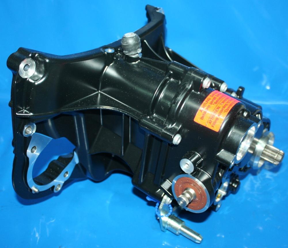 Getriebe R1200S HP2 im Tausch schwarz