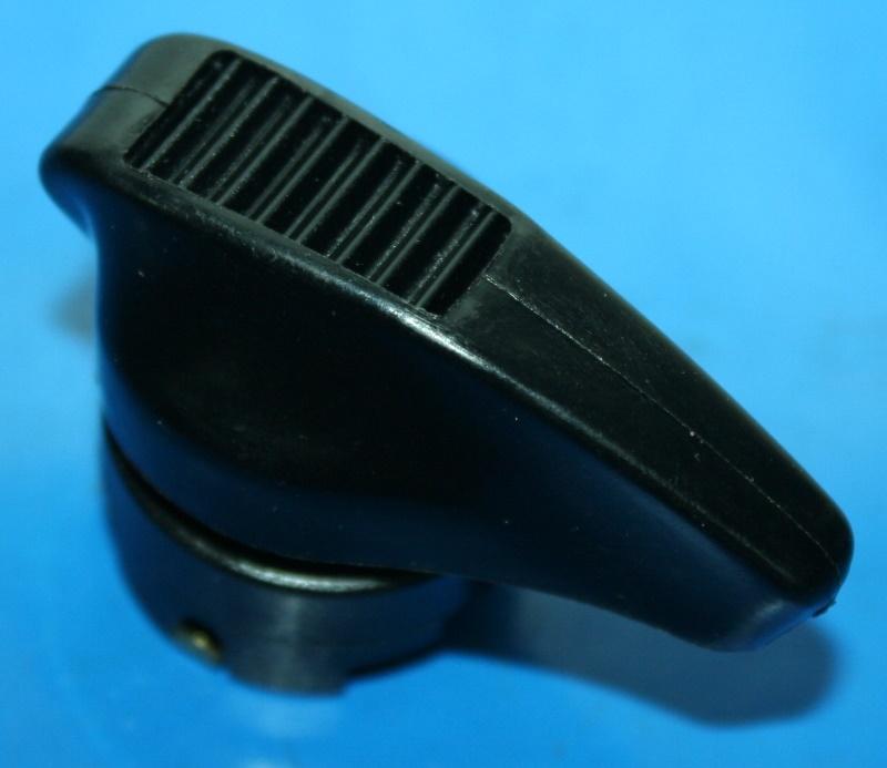 Lenkerschalter R26-R27 R50 R60 R69S schwarz Blinker