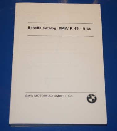 Ersatzteilkatalog R45/65 DE GB NL DK