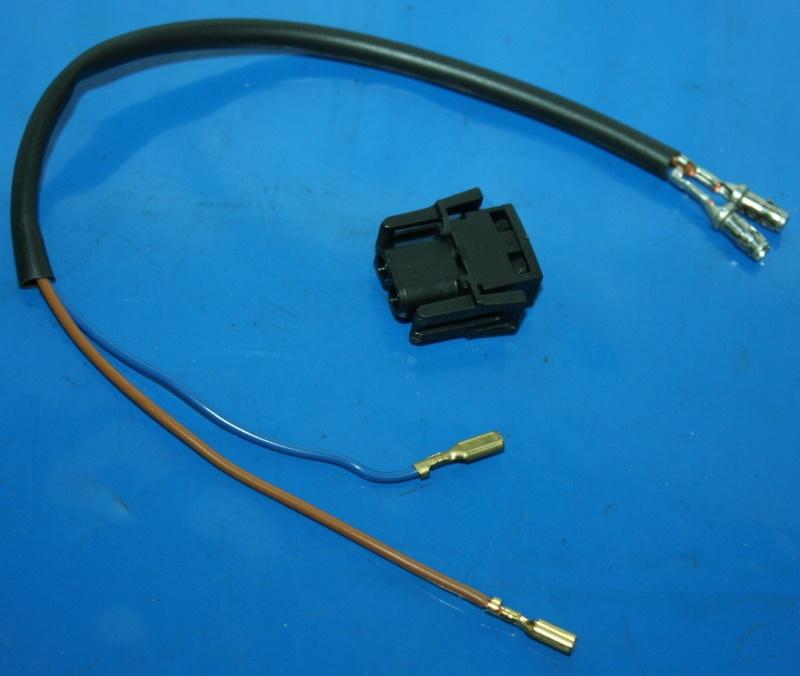 Kabelstrang Blinker F650GS vorne