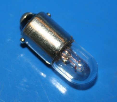 Lampe 6V 2W BA9S