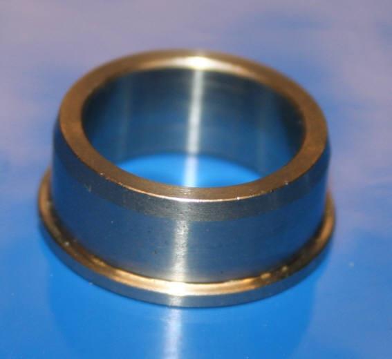 Distanzstück Radnabe rechts + Schwinge d=17mm H=9,2mm