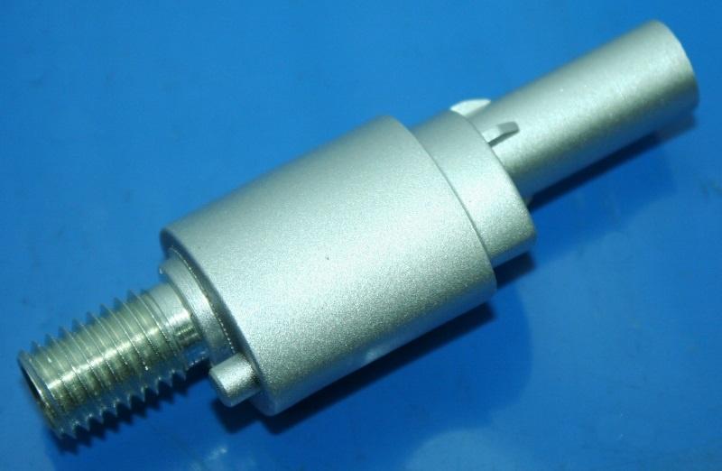 Blinkerhalter R1100GS/R vorn silber