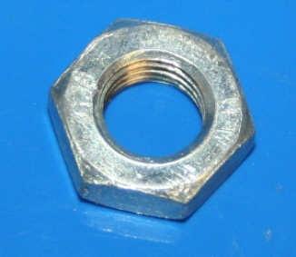 Mutter M8x1 Bremsexenter /5 Flachmutter +R80 85 Bremsl.Schal