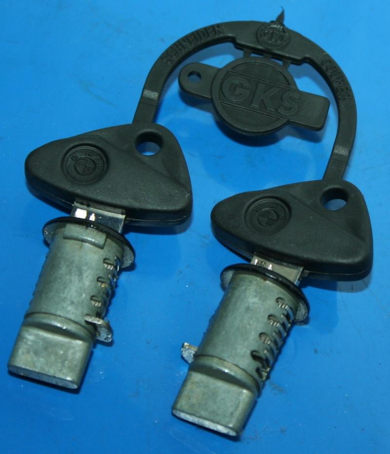 Schließzylinder -Satz R1200C Koffer  +F650GS