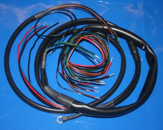 Kabelbaum R25+R25/2 ohne Bremslicht