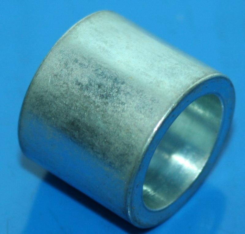Distanzstück Steckachse 17mm /6-9/80 L=ca.19mm