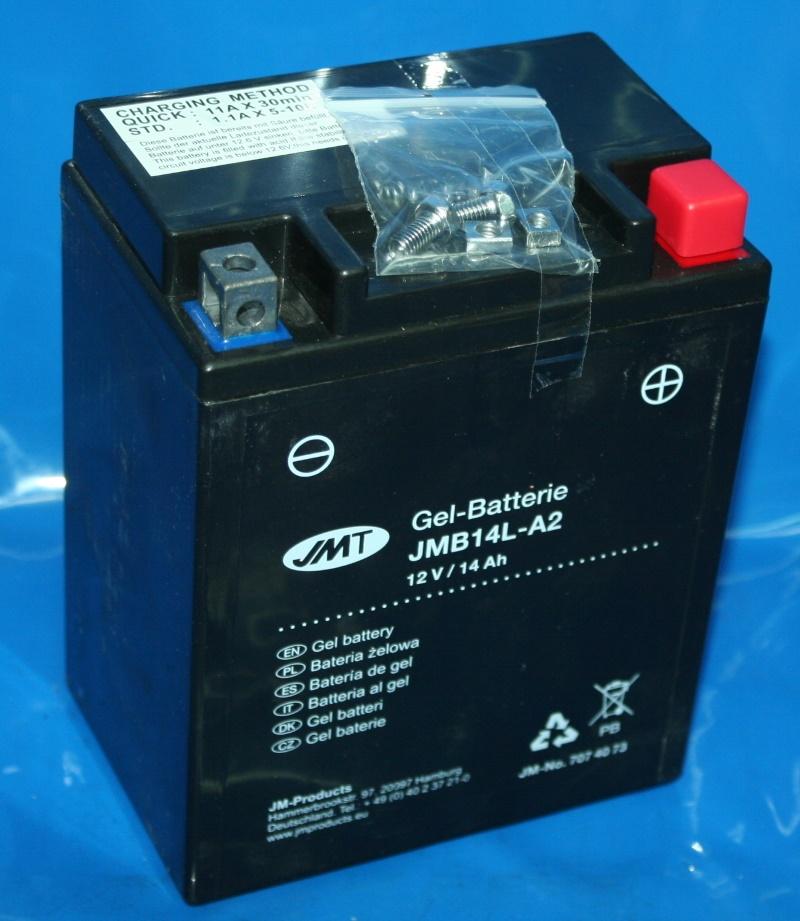 Batterie 12V 14AH CB14l-a2 GEL