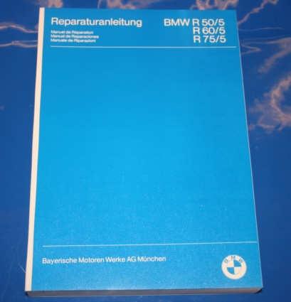 Werkstatthandbuch /5 italiano/espanol/francais