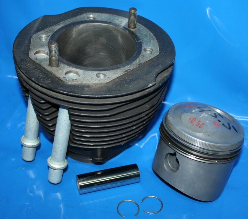Zylinder u.Kolben R90S -8/75 9.0:1 +0.5mm überarb.im Tausch