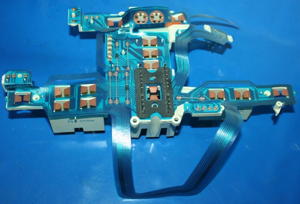 Leiterplatte Instr.Kombi K1100RS LT 7/93- runde St. ABSII