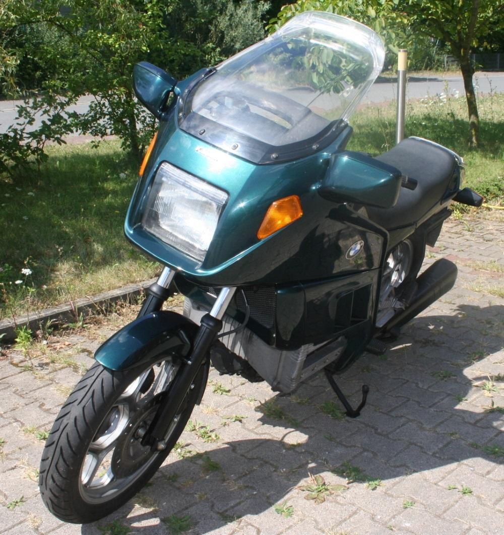 Motorrad K100RT EZ 3/1987 135300KM Inspektion / HU neu
