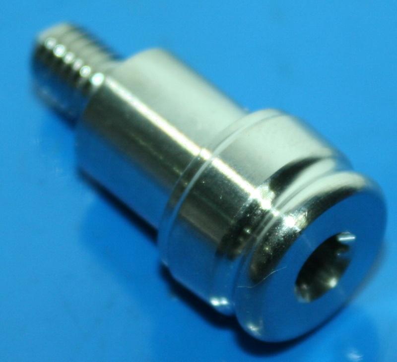 Plusbolzen R1150 für Starthilfe M6x10