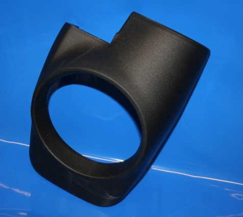 Lampengehäuse R80G/S GS vorn schwarz