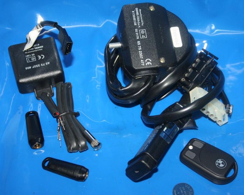 DWA F650 93/97 R1100 R1150 Grundeinheit -12/02