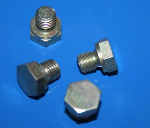 Schraube HAG Kontrolle 81- M8x1