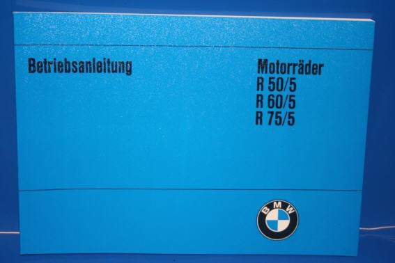 Betriebsanleitung /5 R50/5 R60/5 R75/5 deutsch