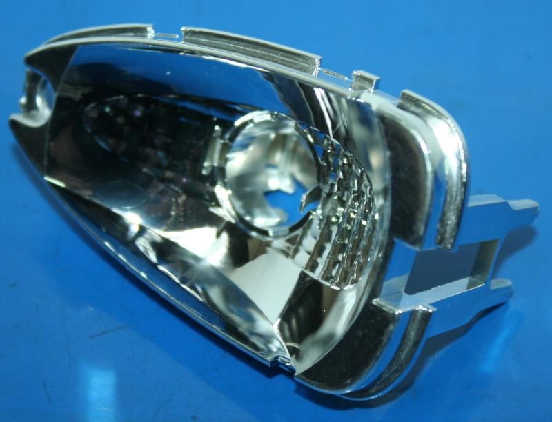 Reflektor Blinkerglas R1200GS weiss F800 G650 K1200