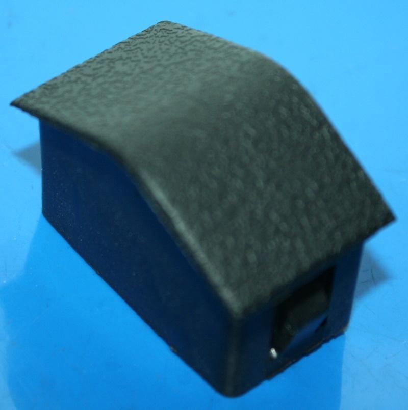Kappe Prallplatte /7 statt Schalter