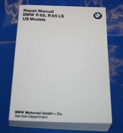 Werkstatthandbuch R65 R65LS Bj.1978-1984 english