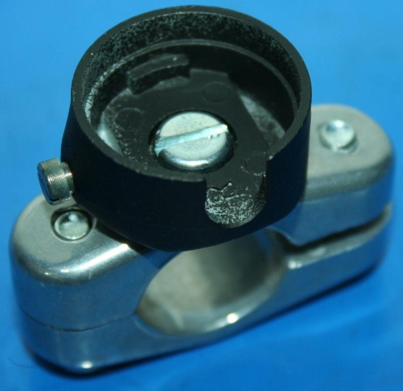 Schalteraufnahme Lenkerschalter R26-R27 R50-R69S schwarz