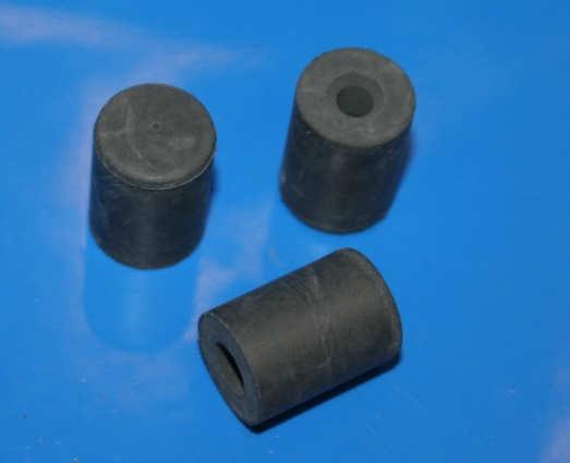 Beccuccio di gomma coperchio di batteria cilindro
