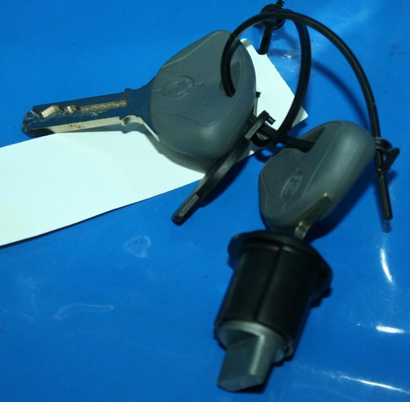 Schließzylinder Topcase R1200GS Vario mit Schlüssel