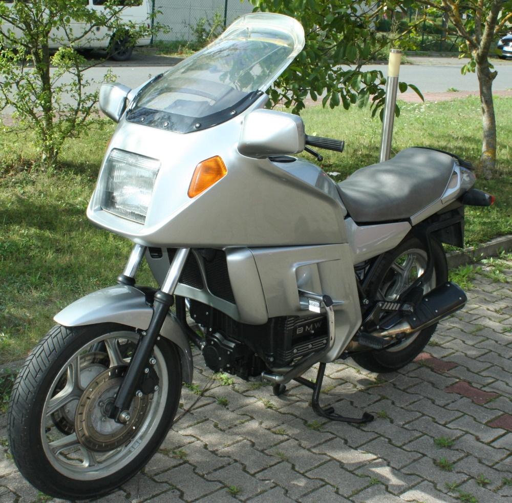 Motorrad K75RT Bj.6/1991 59900KM Inspektion / HU neu
