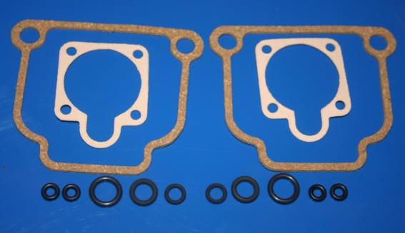 Kit guarnizioni per 2 carburatori Bing Typ64/94