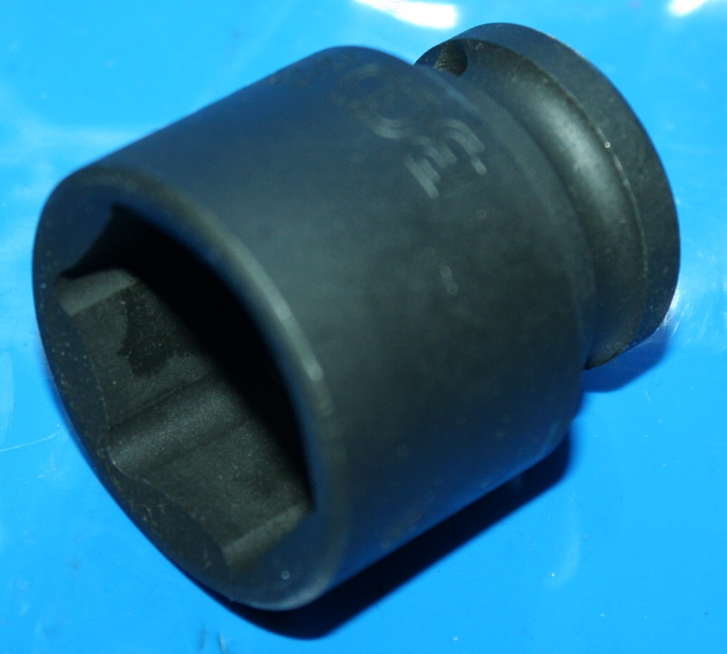 Stecknuß 1/2 SW27 Schlagschrauber geeignet