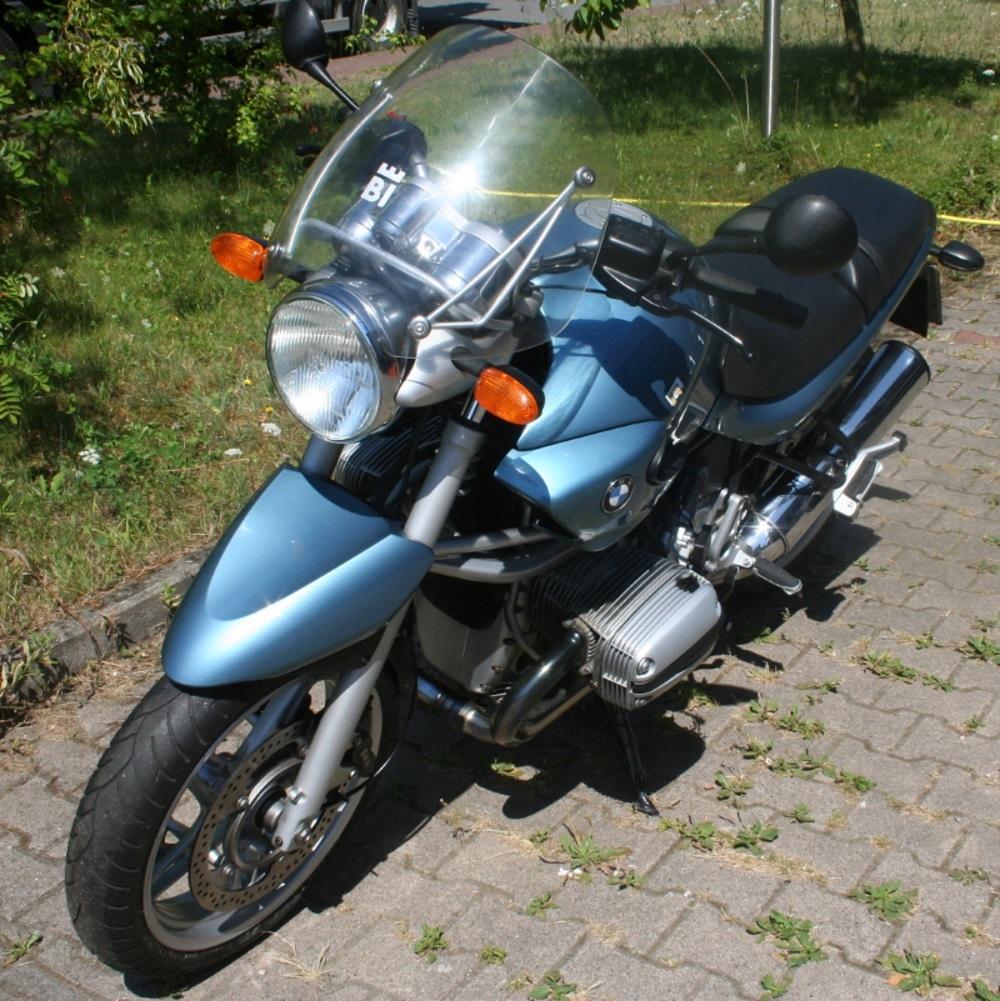 Motorrad R1150R EZ 8/2001 55000KM  HU 10/2019