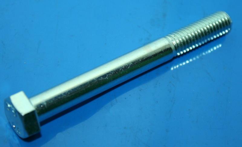 Sechskantschraube M8x75 8.8 zn