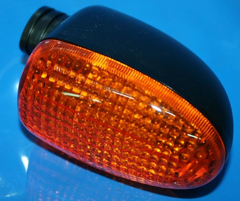 Blinker R1100GS v.li./hi.re. kpl. sw/gelb R1100S R1150