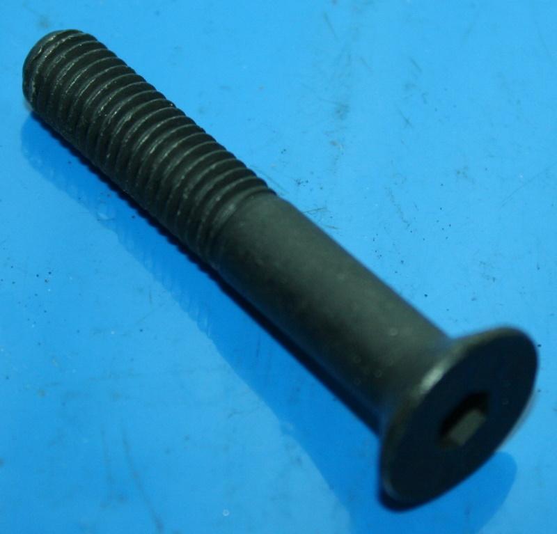 Schraube Lenkergewicht M8x50 schwarz F800S ST
