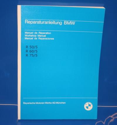 Werkstatthandbuch /5 deutsch
